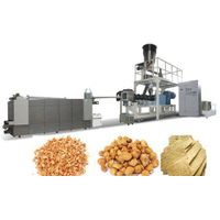 textured soy chunks machinery