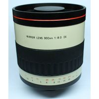 High Definition 900mm Camera Lenses With Mirror Lenses for Canon Eos 600d thumbnail image