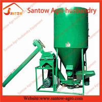 Automatic Poultry Feed Mill Crushing Mixing Machine