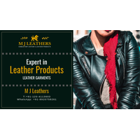Leather Garments/ Apparels