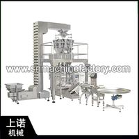 Automatic photo chips packaging machine for promotion thumbnail image