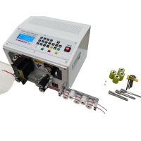 Wire Stripping Machine Double Feeding Wire Cutting Machine Cable Crimping and Peeling from 0.1 to 2. thumbnail image