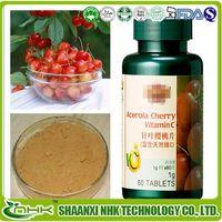 ISO 15 years Factory Supply Fresh organic acerola cherry