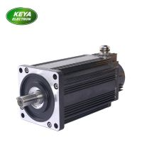 High power 48V 1500W 1500rpm brushless dc motor for Tracked robot with AGV