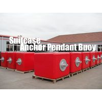 Rectangular Anchor Pendant Buoy (Suitcase type), Self-Fendering, closed cell PE/EVA foam.