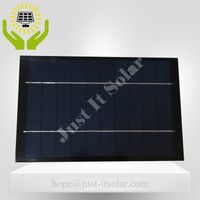 5V 1A 5W PET Laminated Solar Panel