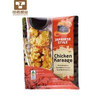 food grade custom material frozen food or ice pop packaging bags