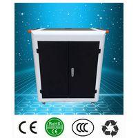 Ipad/tablet/laptop storage charging cart Wise series