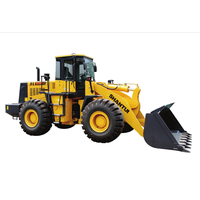 Shantui brand Loader SL60W-2 for mining