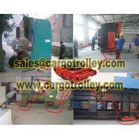 Cargo trolley instruction