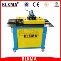 BLKMA Hvac Duct Pittsburgh Lock Forming Machine