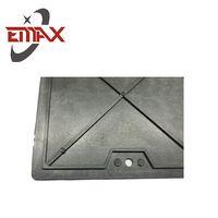 High Quality Customized Black Rubber Plastic Cushion thumbnail image