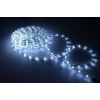 LED rope light round 2 wire Garden hotel Christmas wedding New year