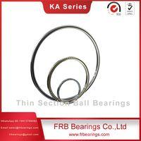 Thin section radial contact ball bearings KAA series