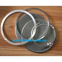 Spin pack Mesh gasket for Recycled Polyester Staple Fiber Production Line thumbnail image