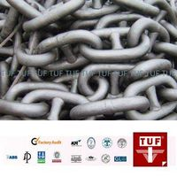 studlink anchor chain/ studless anchor chain