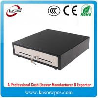 KF-410 Stainless Cash Drawer