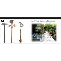 2016 manufacturer solar LED garden light thumbnail image