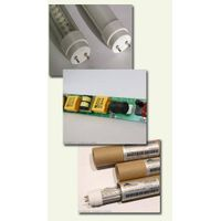 STD Fluorescent T8 Tubes replace with Longo LED Barracuda T8 Led tubes