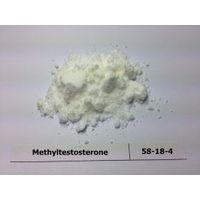 99.5%min Purity High Purity Testosterone Steroid Hormone Methyltestosterone CAS 58-18-4 thumbnail image