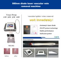 980nm vascular vein removal machine-Gray version