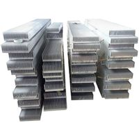 copper or aluminium heat sink extrusion profiles thumbnail image
