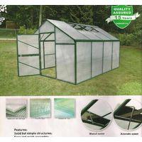 polycarbonate greenhouse,pc greenhouse,pc glasshouse thumbnail image