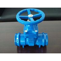 (DIN) Ductile iron resilient seat gate valve NRS flanged ends thumbnail image