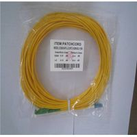 Shenzhen Factory Supply High Quality and Competitive Price  E2000 to LC SM SX Fiber Optical Jumper