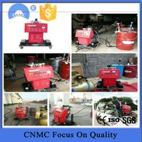 Good price polyurethane foam insulation machine rig for sale