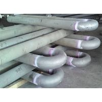 radiant gas fired tubes
