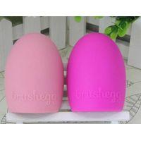 Brushegg silicone makeup brush cleaner