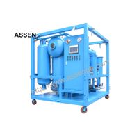 PLC Fully Automatically Transformer Oil Regeneration System Machine,Oil Purification Equipment thumbnail image