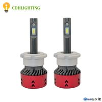 CDH-V6 70W 4400LM H7 Headlight Automotive Grade LED thumbnail image