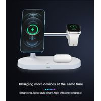 5 in 1 Wireless Charger with Night light thumbnail image