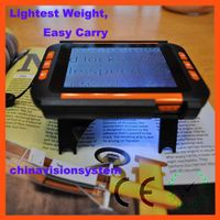 Lightest 3.5inch Low vision Pocket video magnifier thumbnail image