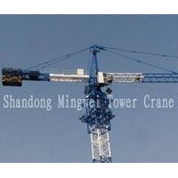 New Arrival Qtz100 (TC5015) Max. Load: 8t Tower Crane with High Quality and Reasonable Price