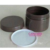 250g PET cosmetic jar, PET shampoo jar, Cream jar thumbnail image