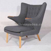 Papa Bear Chair and Ottoman PV054 thumbnail image