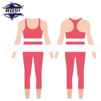 Wholesale Summer Clothing Gym Fitness Wear Seamless Yoga Set Women Sexy Sport Wear thumbnail image