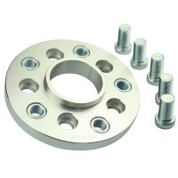 Hub Centric 5x100 5x112 wheel spacer aluminum 15mm thumbnail image