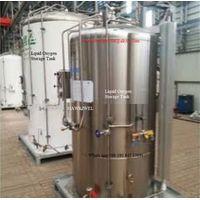 Liquid Oxygen/Nitrogen Storage Tank