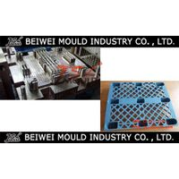 OEM Custom Injection Plastic industrial crate industrial pallet mould