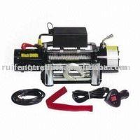 8,000lbs Electric ATV Power Trailer Winch