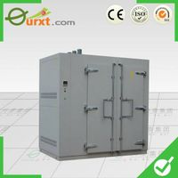 industrial electric paint drying oven