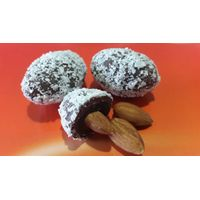 Coconut Chocolate covered dates