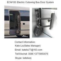 Mecanismo eléctrico de puerta de vaivén, abridor de puerta de autobús (EOM100)