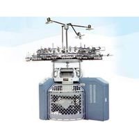 High Speed Dual-size 3-thread Fleece Circular Knitting Machine