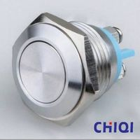 stainless steel push button switch