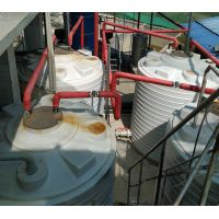 Quartz sand pickling production line